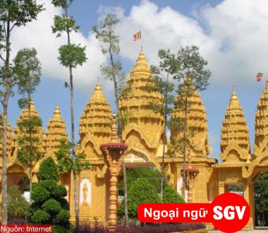 SGV, Tiếng Việt gốc Khmer trong ngôn ngữ của Miền Tây Nam Bộ