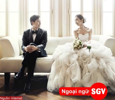 SGV, Thủ tục kết hôn với người Hàn Quốc - Xin VISA kết hôn