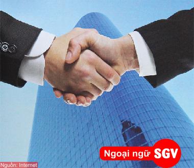 SGV, Từ vựng tiếng Hàn về quan hệ Quốc tế