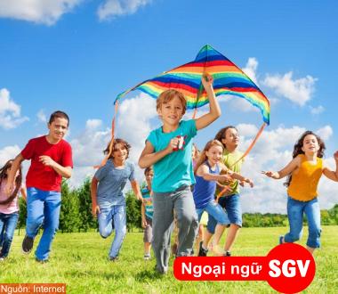 sài gòn vina, những trò chơi dân gian Việt Nam bằng tiếng Trung