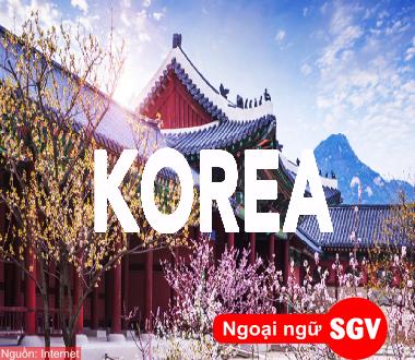 SGV, Cơ hội định cư tại Hàn Quốc