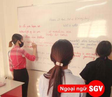 SGV, Học tiếng Hà Lan có khó không