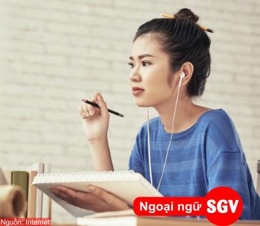 Cách tính điểm thi TCF, ngoại ngữ Sài Gòn Vina
