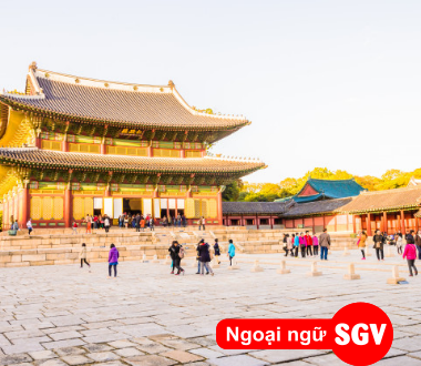 Sài Gòn Vina, Điều kiện đi du lịch Hàn Quốc tự túc