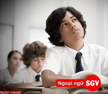 Những thứ tiếng nên học nhất, sgv