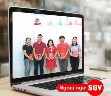 Sài Gòn Vina, Gia sư tiếng Nga online