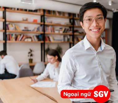 Sài Gòn Vina, Hội thoại tiếng Anh văn phòng