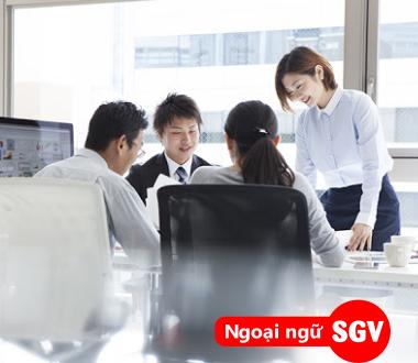 Học tiếng Anh chuyên ngành kế toán, sgv