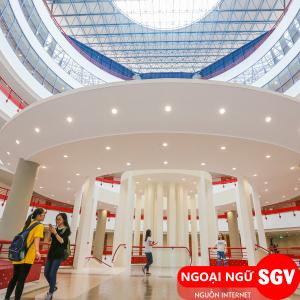 Sài Gòn Vina, đại học kinh tế thi môn gì