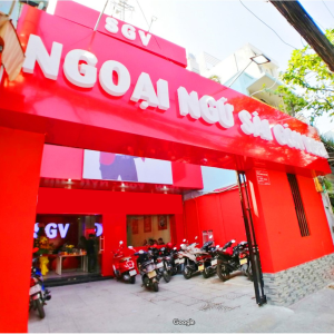 Sài Gòn Vina, Trung tâm tiếng Hoa Sài Gòn Vina Quận 4