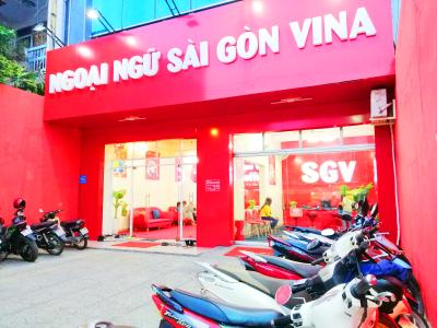 Sài Gòn Vina, noi luyen th toeic 450, 550, 650 tot nhat tai phu nhuan