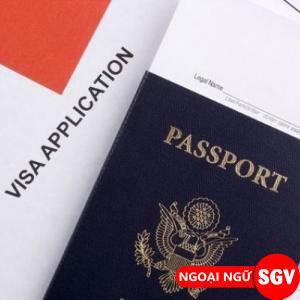 SGVN, xin Visa du lịch Mỹ có thư mời