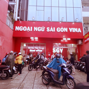 Sài Gòn Vina, Trung tâm tiếng Đức TP. HCM