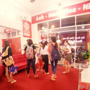 Sài Gòn Vina, Trung tâm dạy tiếng Anh, Hàn, Trung, Nhật giá rẻ Biên Hòa