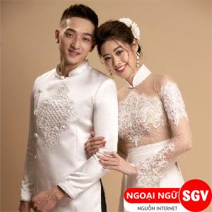 Sài Gòn Vina, Đám cưới Việt bằng tiếng Anh