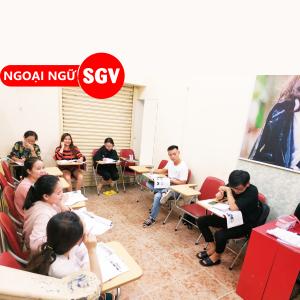 Sài Gòn Vina, Luyện thi tiếng Anh cấp tốc Sài Gòn Vina