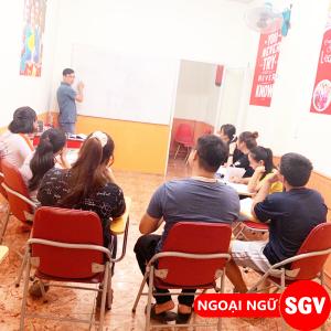 Sài Gòn Vina, Luyện thi Ielts 6.5 tại quận Tân Phú