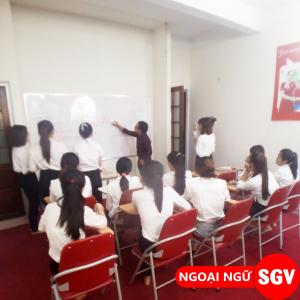 Sài Gòn Vina, Lớp tiếng Hàn cho cô dâu Việt ở Thuận An, Bình Dương
