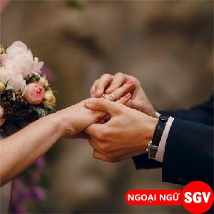 Chúc mừng kỷ niệm ngày cưới bằng tiếng Anh, Sài Gòn Vina