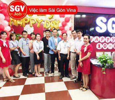 Sài Gòn Vina, Tuyển 2 nhân viên tư vấn khách hàng tại Ngã Ba Vũng Tàu, Đồng Nai