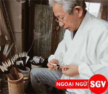 Sài Gòn Vina, những làng nghề truyền thống ở Nhật Bản