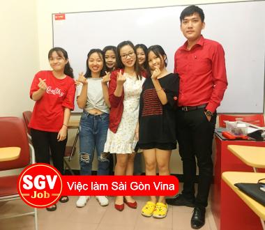 Sài Gòn Vina, Tuyển dụng thực tập sinh tại Vũng Tàu