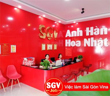 Sài Gòn Vina, Tuyển nhân viên ca tối tại Quận Phú Nhuận