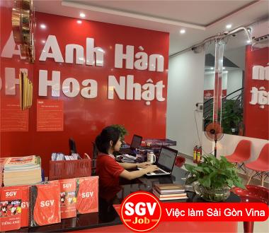 Sài Gòn Vina, Cần thực tập sinh ngành ngôn ngữ tại Đồng Nai