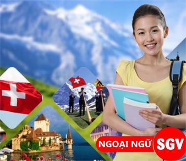 Sài Gòn Vina, Điều kiện du học Thụy Sĩ