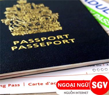Sài Gòn Vina, điều kiện xin Visa du học Bỉ.