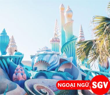 Sài Gòn Vina, Kinh nghiệm đi Tokyo Disneyland