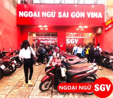 Sài Gòn Vina, Trung tâm dạy tiếng Trung làm biên, phiên dịch quận Tân Bình