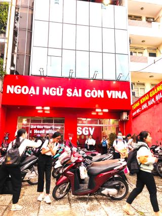 Sài Gòn Vina, trung tam tieng Tay Ban Nha SaiGon Vina