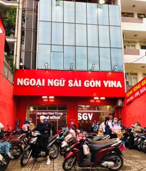 SGV, Trung tâm ngoại ngữ uy tín ở TP.HCM