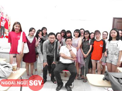 SGV, Học Toeic quận 7