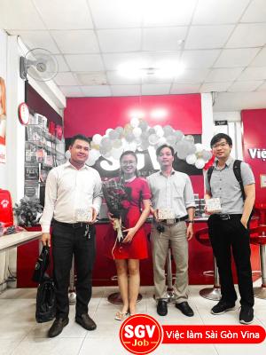 SGV, Tuyển gấp giáo viên tiếng Anh Trình độ cao quận Bình Thạnh