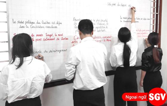 Sài Gòn Vina, Có nên hoc ngành ngôn ngữ Pháp